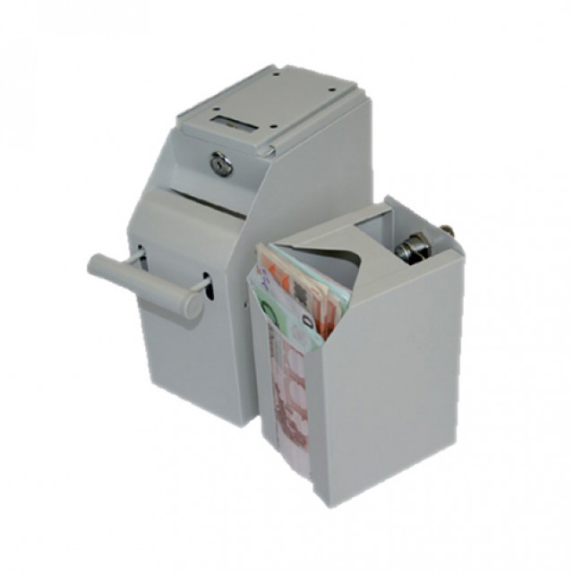 Ratiotec - Cassaforte Meccanica POS Safe RT 500