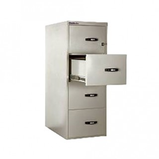 Chubbsafes - Classificatore Ignifugo PROFILE 4 CASSETTI